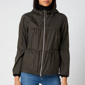 Herno Women's Ultralight Sportswear Jacket - Verde Military