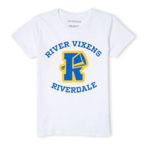 Riverdale River Vixens Women's T-Shirt - White