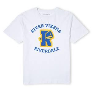 Riverdale River Vixens Men's T-Shirt - White
