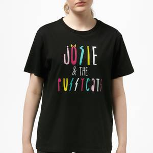 Riverdale Josie And The Pussycats Unisex T-Shirt - Black