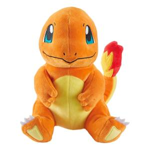 Pokémon 8 Inch Plush - Charmander (Sitting)