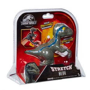 Jurassic World - Stretch Blue Dinosaur Figure