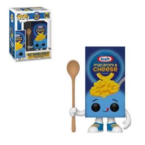 Kraft Mac & Cheese Box Funko Pop! Vinyl