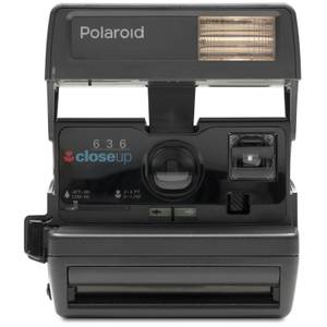 Polaroid 600 Camera - Close Up - Vintage Refurb - Grade A