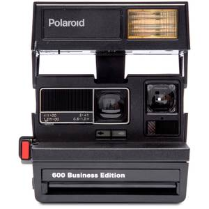 Polaroid 600 Camera - Square - Vintage Refurb - Grade A