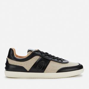 Tod's Women's Low Top Trainers - Black