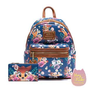 Loungefly Disney Bambi Mini Backpack and Wallet Set - VeryNeko Exclusive