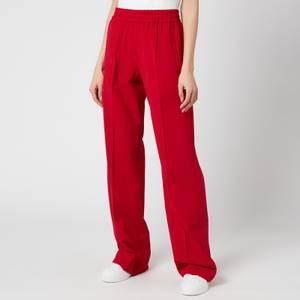 Golden Goose Women's Brittany Pyjamas Welt Pocket Pants - Tango Red