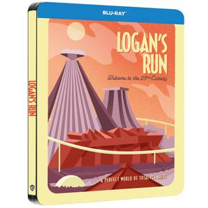 Logan's Run - Zavvi Exclusive Sci-fi Destination Series #3 Steelbook