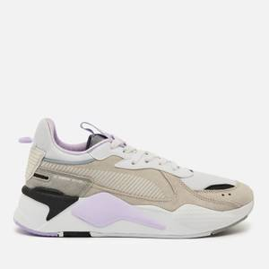 Puma Women's Rs-X Reinvent Running Style Trainers - Nimbus Cloud/Puma White/Light Lavender