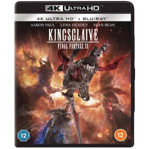 Kingsglaive: Final Fantasy XV - 4K Ultra HD (Includes Blu-ray)