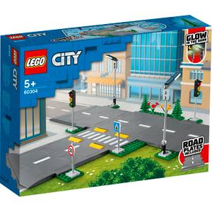 LEGO City Town: Road Plates (60304)