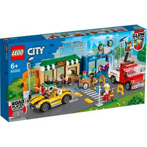 LEGO City Shopping Street (60306)
