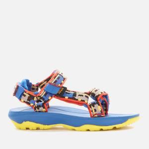 Teva Toddler's Hurricane XLT2 Sandals - Trains Blue
