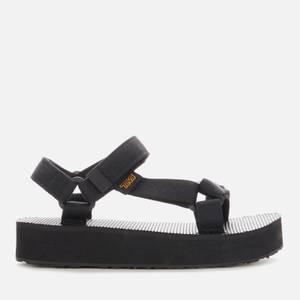 Teva Kids' Midform Universal Sandals - Black