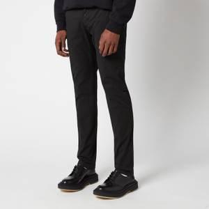 Jacob Cohen Men's Bobby Stitch Slim Chinos - Black