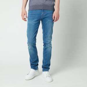 Tramarossa Men's Leonardo Slim Denim Jeans - Mid Blue