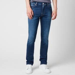Tramarossa Men's Leonardo Slim Denim Jeans - Denim Blue Heritage