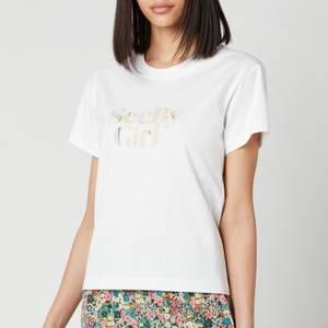 See By ChloéWomen's Logo T-Shirt - White