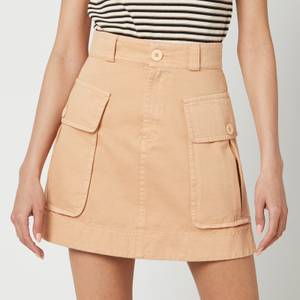See By ChloéWomen's Short Front Pocket Skirt - Delicate Pink