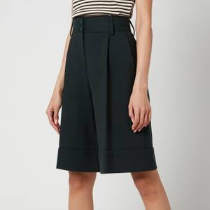 See By ChloéWomen's Tailored Shorts - Lightless Green