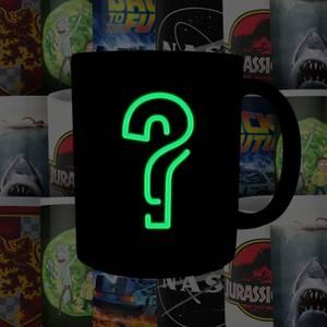Lot de 4 Mugs Mystère