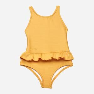 Liewood Girls' Amara Swimsuit - Yellow Mellow