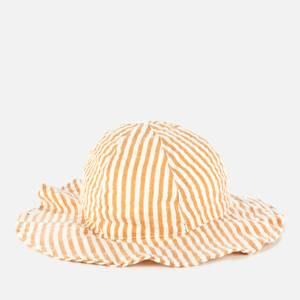 Liewood Girls' Amelia Sun Hat - Mustard/White