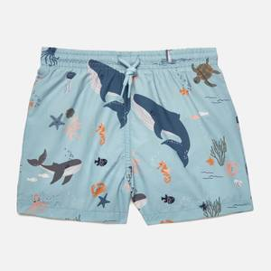 Liewood Boys' Duke Board Shorts - Sea Creature Mix