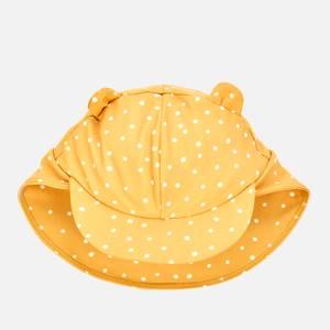 Liewood Girls' Senia Sun Hat - Confetti Yellow Mellow Mix