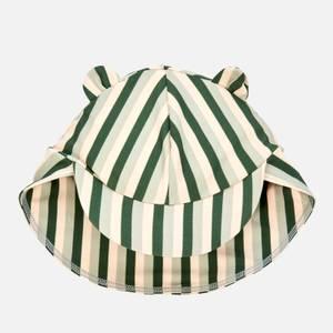 Liewood Senia Sun Hat - Garden Green/Sandy/Dove Blue