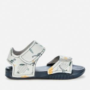Liewood Boys' Blumer Sandals - Dino Dove Blue Mix