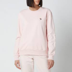 PS Paul Smith Women's Zebra Sweatshirt - Pink