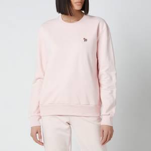 PS Paul Smith Women's Zebra Sweatshirt - Pink