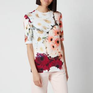 PS Paul Smith Women's Printed Photoprint T-Shirt - Multi