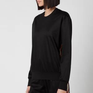 PS Paul Smith Women's Swirl Sweatshirt - Black