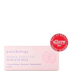 Patchology Served Chilled Rose Eye Gel - 15 Pack