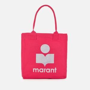 Isabel Marant Women's Yenky Tote Bag - Pink
