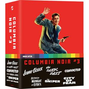 Columbia Noir #3 (Limited Edition)
