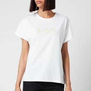 A.P.C. Women's Dayaana T-Shirt - White