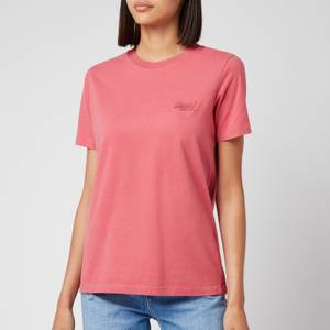 Superdry Women's Ol Classic T-Shirt - Dusty Pink