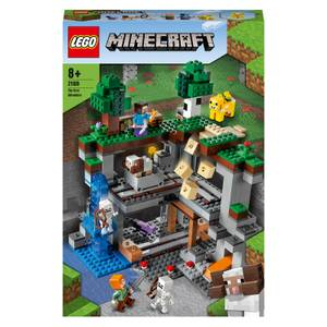 LEGO Minecraft: The First Adventure Building Set (21169)