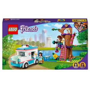 LEGO Friends: Vet Clinic Ambulance Toy Car (41445)