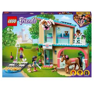 LEGO Friends: Heartlake City: Vet Clinic Playset (41446)