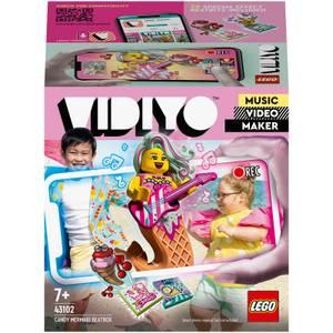 LEGO VIDIYO Candy Mermaid BeatBox Music Video Maker Toy (43102)