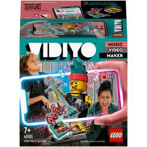 LEGO VIDIYO Punk Pirate BeatBox Music Video Maker Toy (43103)