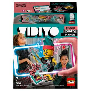 LEGO VIDIYO Punk Pirate BeatBox Music Video Maker Toy (43103)
