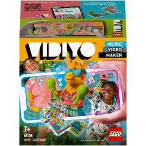 LEGO VIDIYO Party Llama BeatBox Music Video Maker Toy (43105)