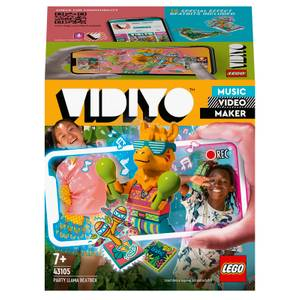LEGO VIDIYO Party Llama BeatBox Music Video Maker Toy (43105)