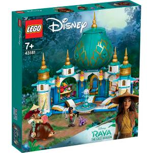 LEGO Disney Raya and the Heart Palace Playset (43181)